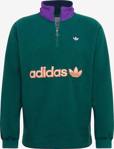 ADIDAS ORIGINALS Fleece jas in de kleur Spar, Productweergave