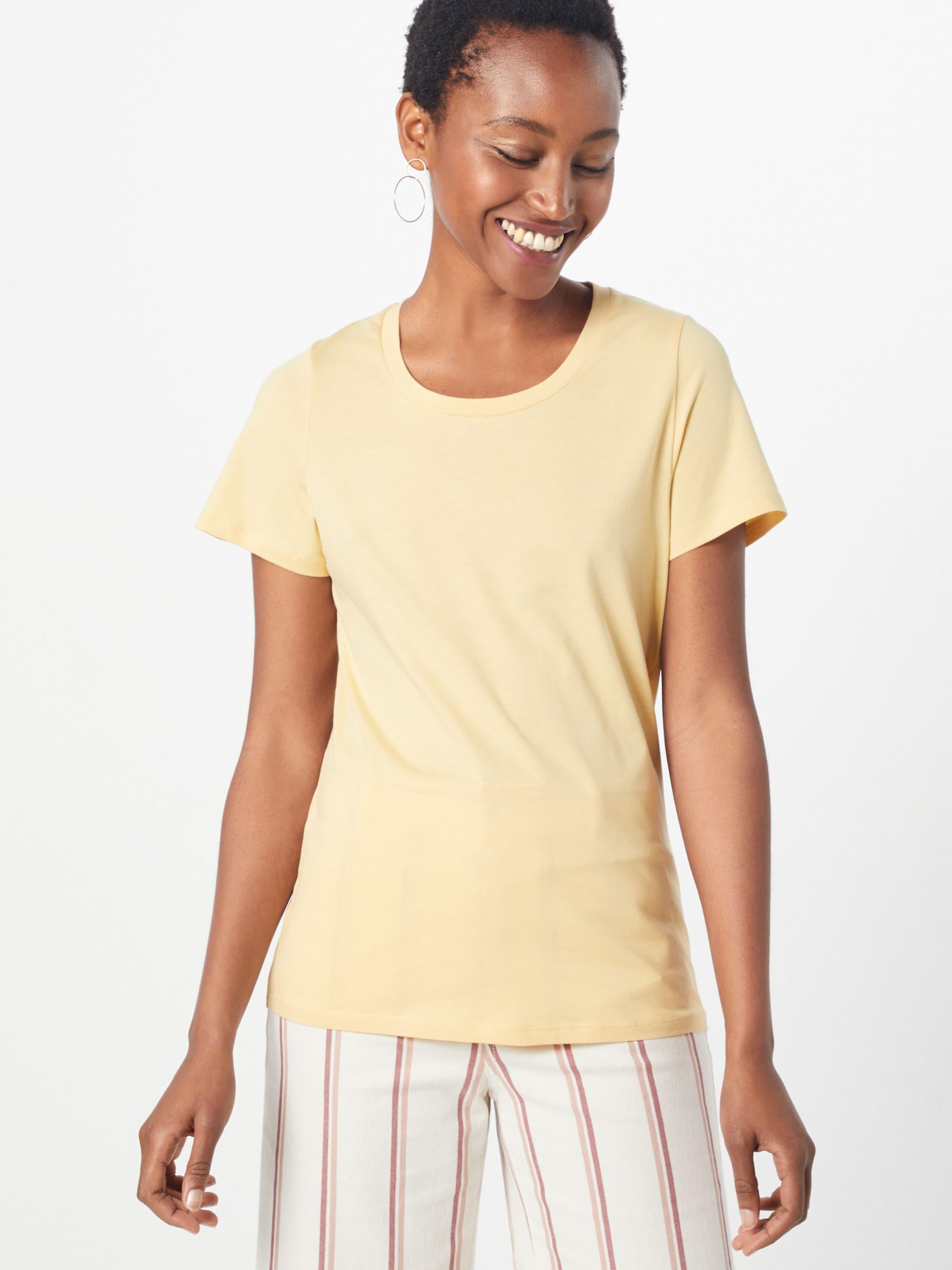 T En 'rebekka' Basic shirt Apparel Jaune Rc5L34jAq