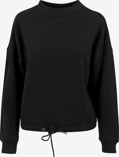 Urban Classics Блузон с качулка в черно, Преглед на продукта