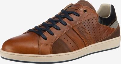Paul Vesterbro Sneakers Low in braun / schwarz, Produktansicht