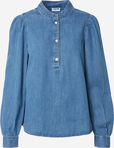 Noisy may Bluzka 'NMLINDA' w kolorze niebieski / niebieski denimm, Podgląd produktu
