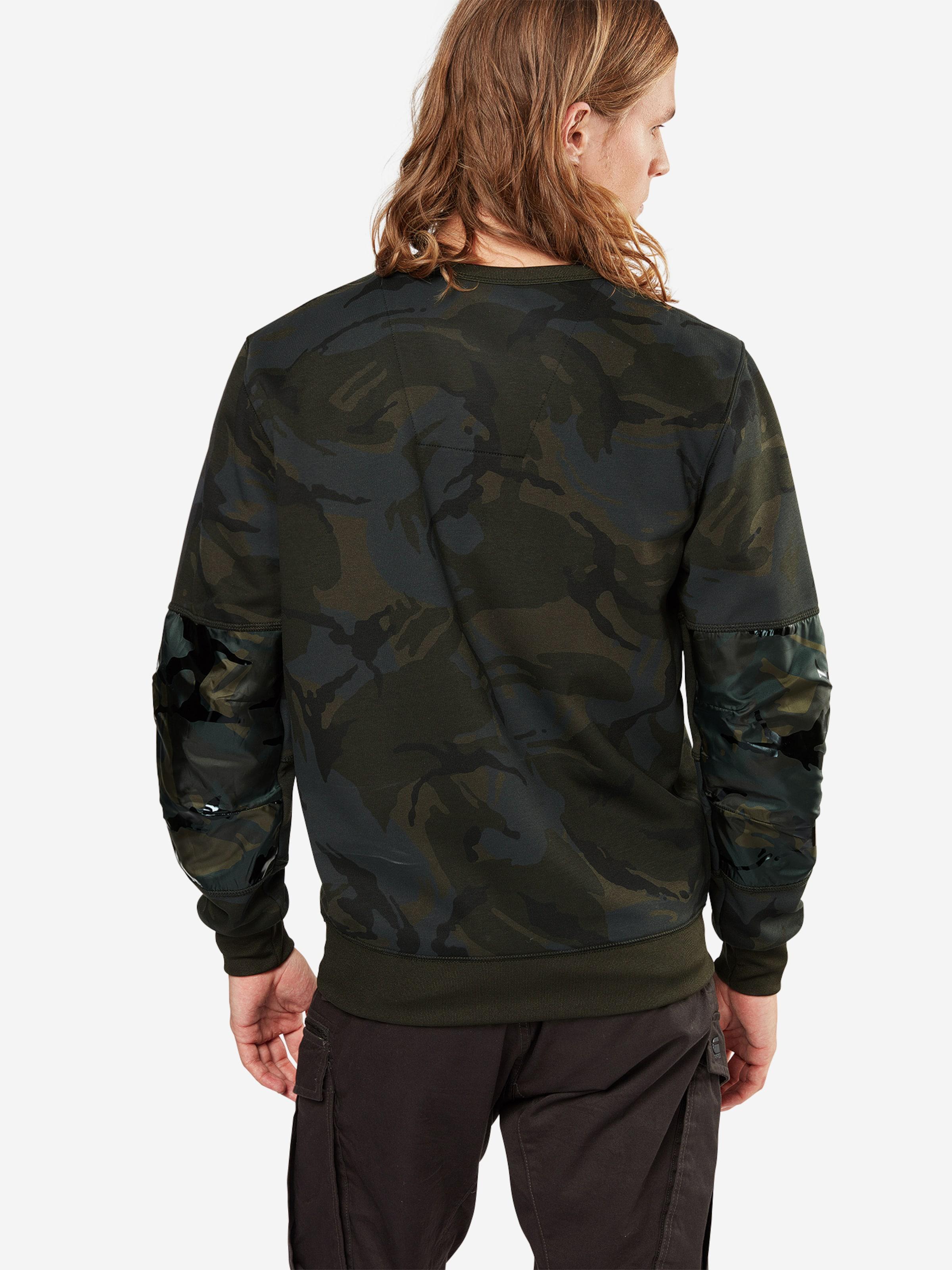 G-STAR RAW 'Sweatshirt' Billiger Preis Rabatt Footlocker Bilder Erhalten Authentisch Günstig Online Verkauf Viele Arten Von Billig Verkauf Finish NgC1my4AAY