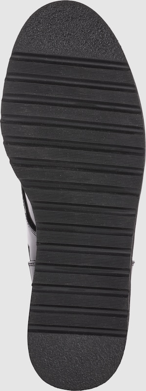 Pepe Jeans Boots mit Lack-Optik 'Ramsy'