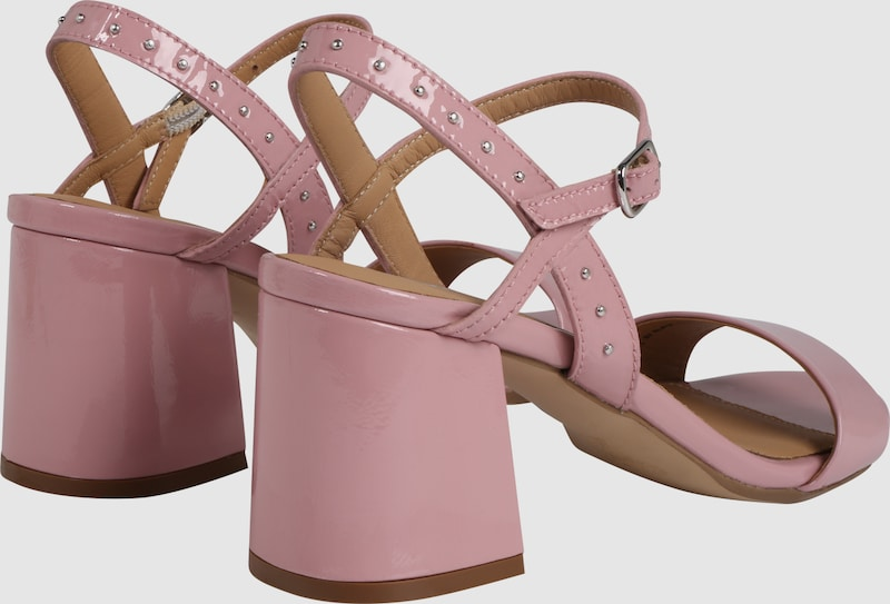 BRONX | Sandalette mit mit mit Nietenbesatz 81a5c2