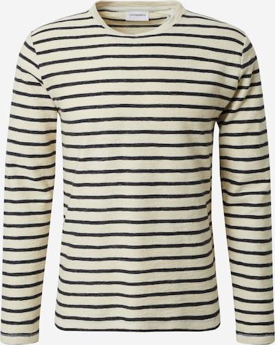 Lindbergh Shirt in de kleur Donkerblauw / Wit, Productweergave