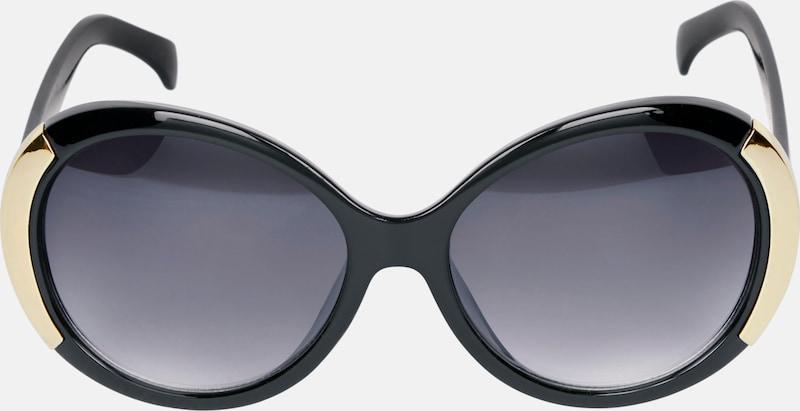 heine Sonnenbrille mit Metallapplikation