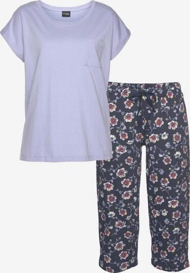 VIVANCE Vivance Dreams Capri-Pyjama in mischfarben, Produktansicht
