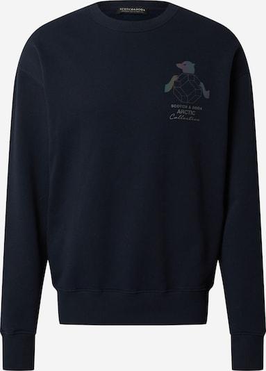 SCOTCH & SODA Sweatshirt in anthrazit, Produktansicht