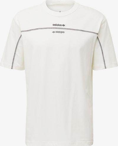 ADIDAS ORIGINALS T-Shirt in schwarz / weiß, Produktansicht