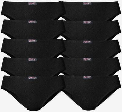 H.I.S Slip (10 Stck.) in schwarz, Produktansicht