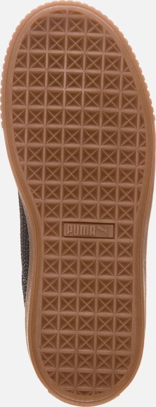 PUMA Sneaker 'Suede Platform Bubble'