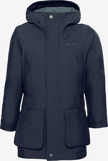 VAUDE Mantel in dunkelblau, Produktansicht