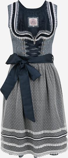 Rochițe tiroleze MARJO pe albastru, Vizualizare produs
