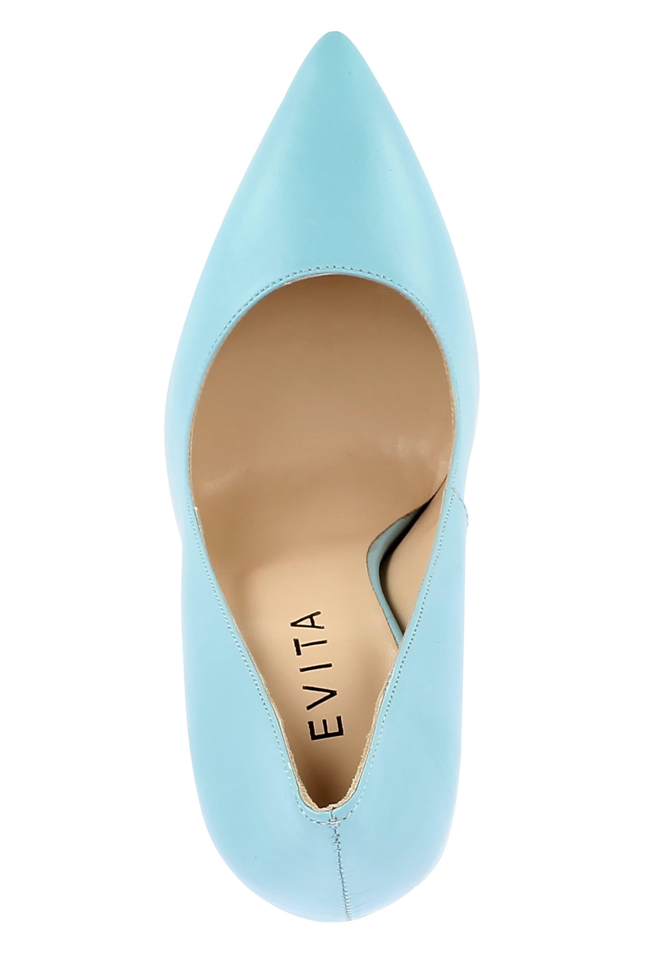 Evita In Hellblau Damen In Pumps Damen Hellblau Pumps Damen Evita In Pumps Evita wkX8OPn0