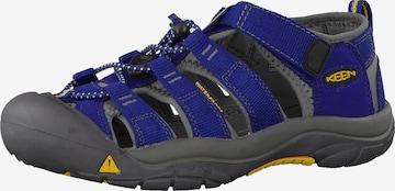 KEEN Sandale 'Newport H2 1014266' in Blau