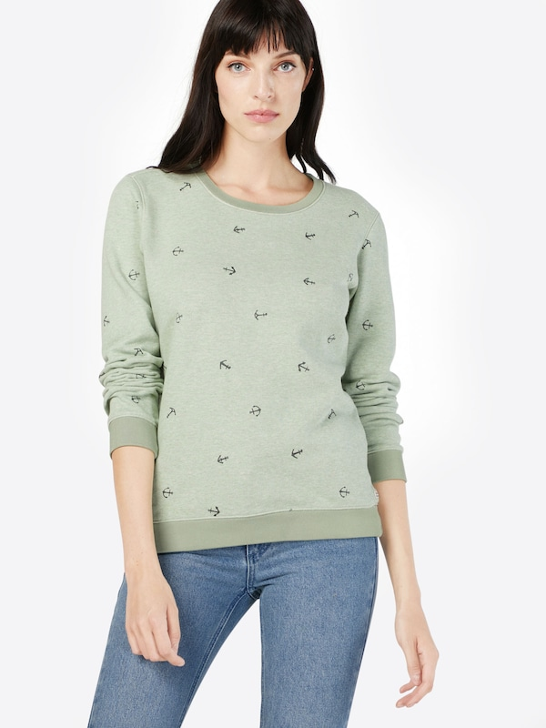 SCOTCH & SODA Sweatshirt 'Various artworks'