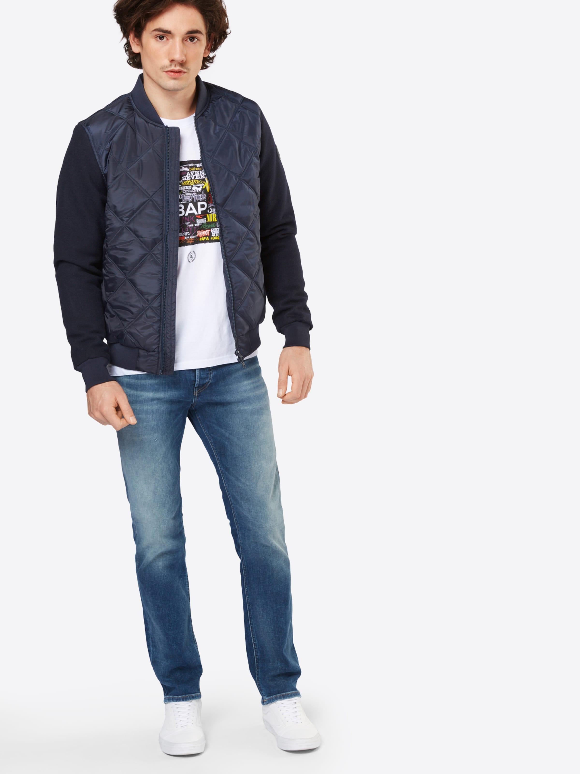 Billig Authentisch Auslass Schnelle Lieferung JACK & JONES Regular-Fit Jeans 'CLARK' Empfehlen Günstig Online Rabatt Großer Verkauf cmpMJL