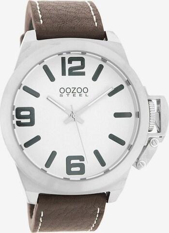 OOZOO Uhr 'OS007' in Braun