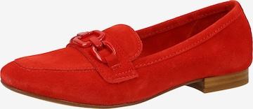 MARCO TOZZI Slipper in Rot