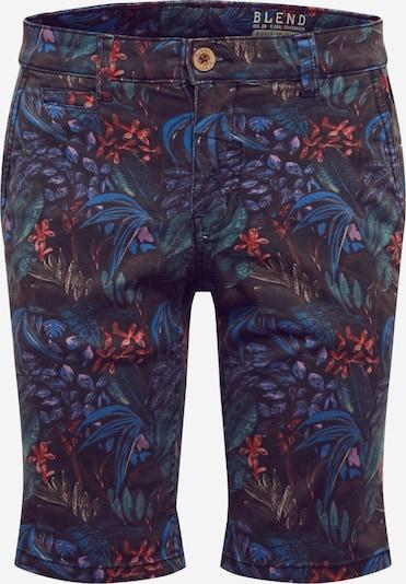 BLEND Pantalon en mélange de couleurs, Vue avec produit