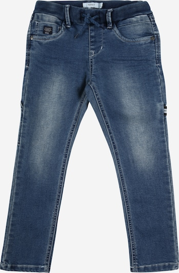 NAME IT Jeans 'ROBIN' in blue denim, Produktansicht