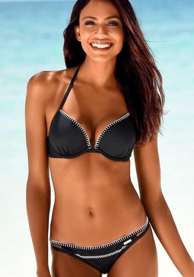 SUNSEEKER Bikini top 'Dainty' in Black, View model