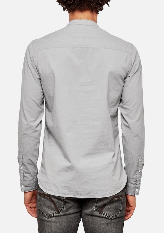 Q/S designed by Extra Slim: Lässiges Oxford-Hemd