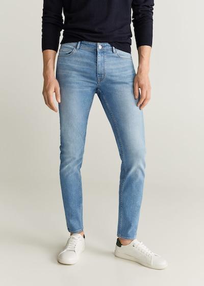 MANGO MAN Jeans 'jude6' in hellblau, Modelansicht