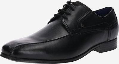 bugatti Chaussure à lacets en noir, Vue avec produit