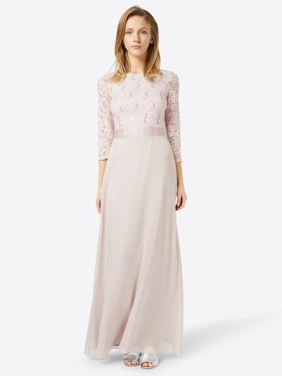 SWING Abendkleid mit Spitzentop in puder, Modelansicht