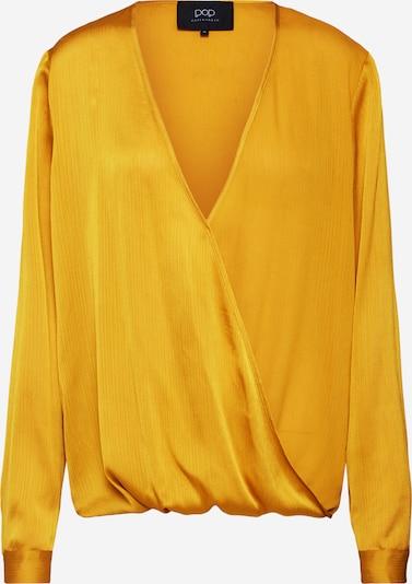 Pop Copenhagen Bluse in gelb, Produktansicht