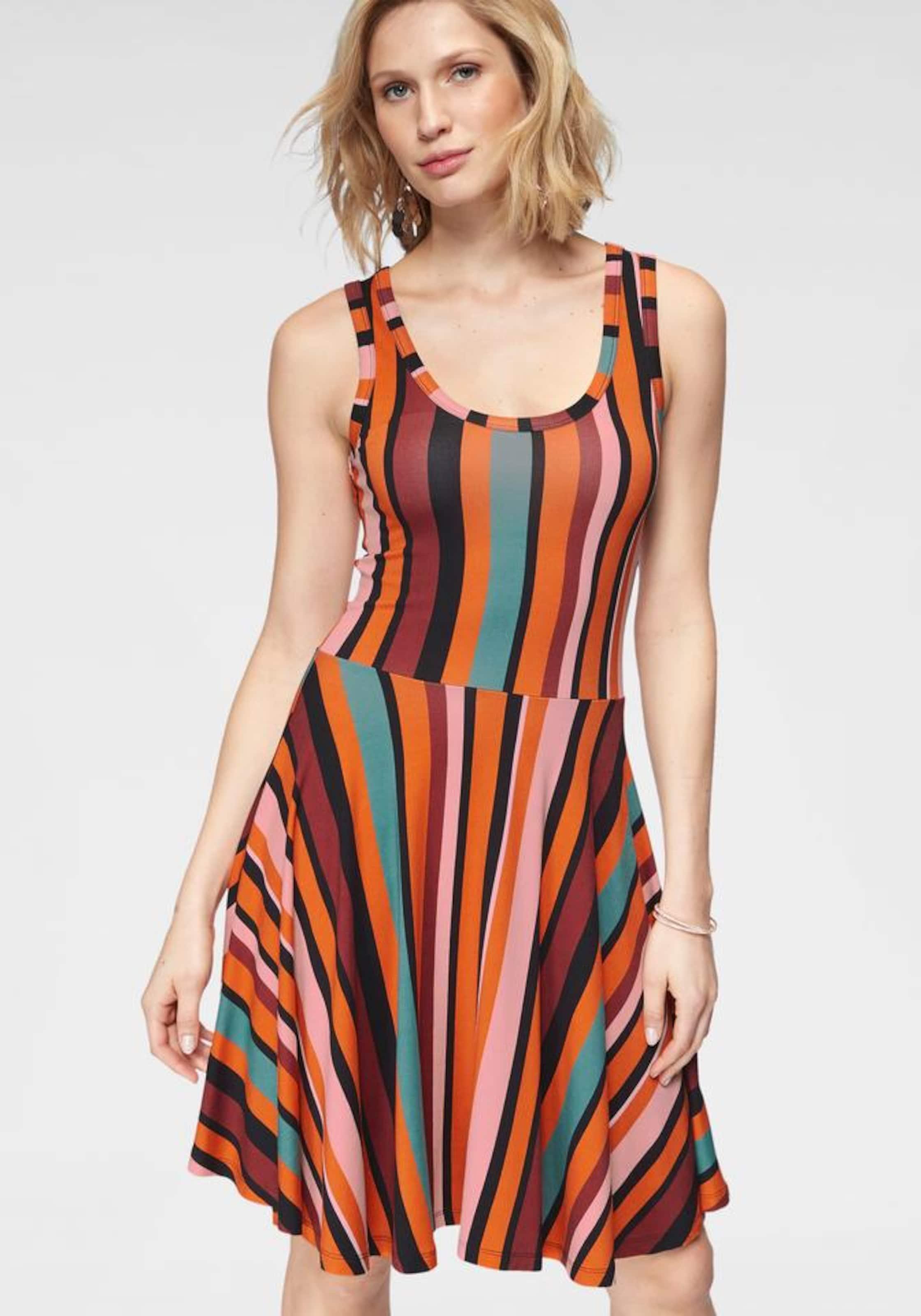 Laura Kleid Kleid Scott MischfarbenRostrot Scott In Laura bYf7gIv6y