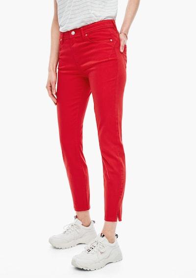 s.Oliver Jeans in rot, Modelansicht