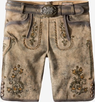 STOCKERPOINT Klederdracht broek 'Wiggal' in de kleur Bruin, Productweergave