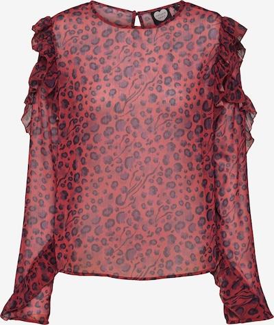 CATWALK JUNKIE Bluse 'WILD BERRY' in rot, Produktansicht