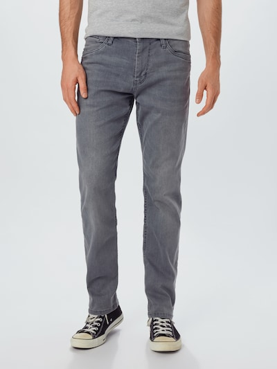 TOM TAILOR Jeans 'Marvin' in grey denim, Modelansicht