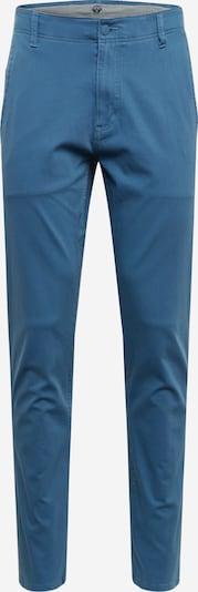 Dockers Pantalon 'SMART 360 FLEX ALPHA SLIM (TAPERED)' en bleu, Vue avec produit