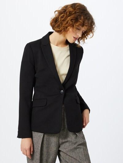 ONLY Blazer 'Pinko-Vika' en noir, Vue avec modèle