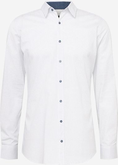 s.Oliver BLACK LABEL Košeľa - modrá / biela, Produkt