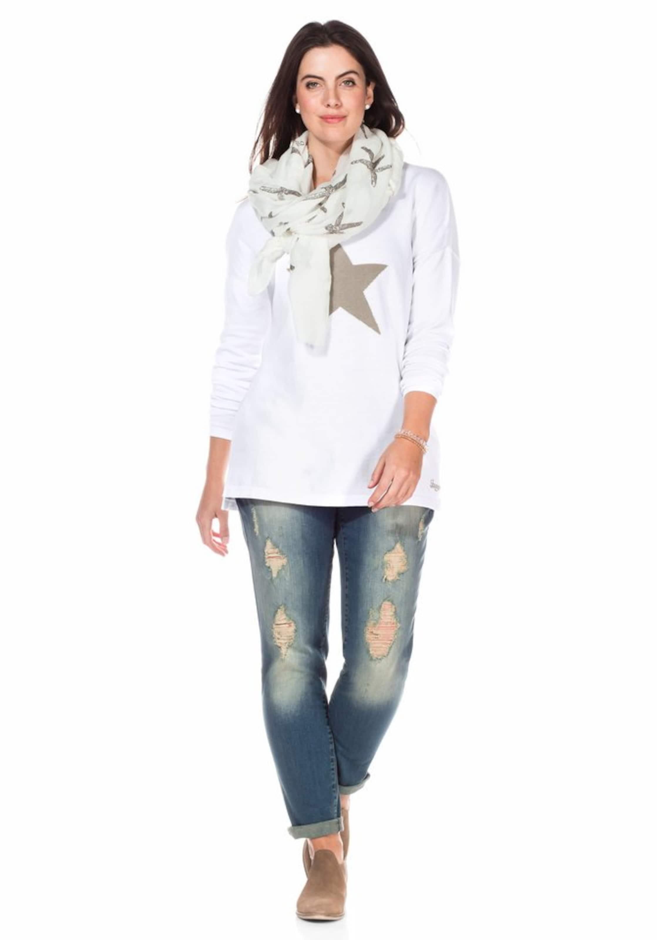 2018 Unisex Verkauf Online Freies Modernes Verschiffen sheego casual Pullover Perfekt Günstig Online Online Footlocker Abbildungen Günstigen Preis AkGXRqpJu