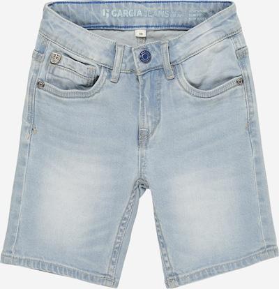 GARCIA Jean 'Xevi' en bleu denim, Vue avec produit