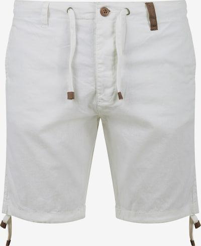 INDICODE JEANS Shorts in weiß, Produktansicht