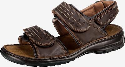 JOSEF SEIBEL Firenze 01 Komfort-Sandalen in braun, Produktansicht