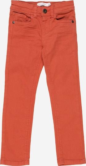 Kelnės iš NAME IT , spalva - oranžinė, Prekių apžvalga