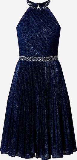 LUXUAR Kleid in hellblau / dunkelblau / silber, Produktansicht