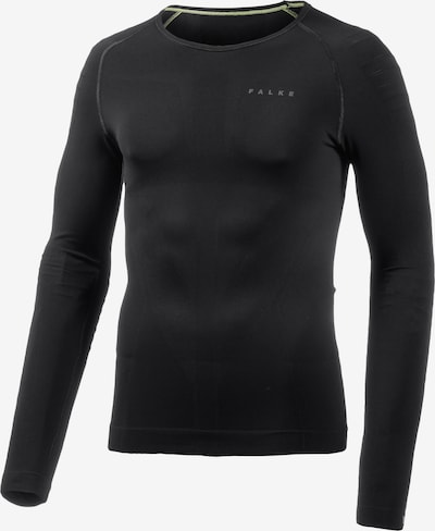 FALKE Funktionsshirt 'Tight Fit' in schwarz, Produktansicht