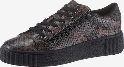 CITY WALK Sneaker in braun / schwarz, Produktansicht