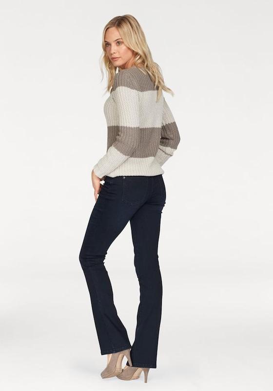 Arizona Bootcut-jeans Mit Thermo Effekt