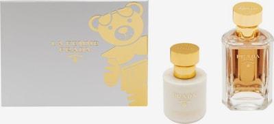 PRADA Duft-Set 'La Femme' in gold / weiß, Produktansicht