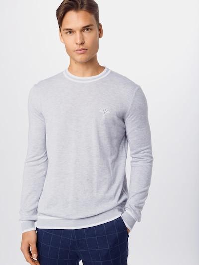 JOOP! Pullover in grau: Frontalansicht